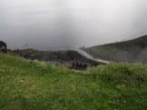 Ruins of diatamite workings, Isle of Skye, Scotland