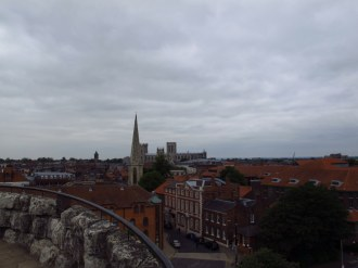 Another view from Clifford's Tower