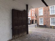 Gateway into Gray's Court, York