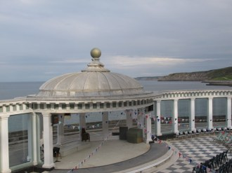 Rotunda at the Spa Complex, Scarborough, England