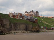 Mansions in the best spot, Whitby