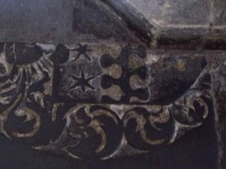 loor decor, Bath Abbey