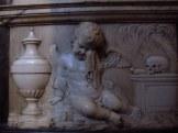Sculpture, Bath Abbey