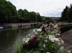 Avon River from Parade Gardens