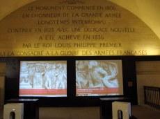 Museum at Arc de Triomphe