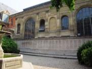 war memorial roll at ecole des beaux arts buildings paris