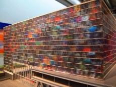 Artwork at Centre Pompidou