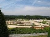 Gardens at Palace of Versailles