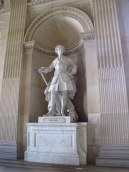 Just one of thousands of statues at Palace of Versailles