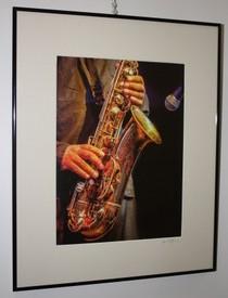 Jazz Hands by John Diephouse