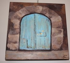 Door by Nanette Mathe