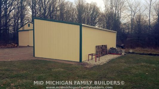 MMFB Lean To Project 12 2016 2