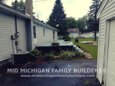 Mid MIchigan Family Builders Deck Project 10 2018 01