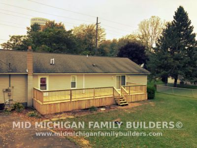 Mid MIchigan Family Builders Deck Project 10 2018 03