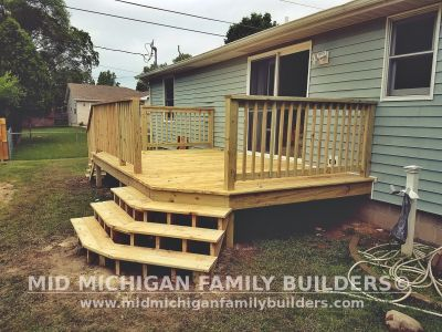 Mid Michiagn Family Builders Deck Project 07 2019 01 03