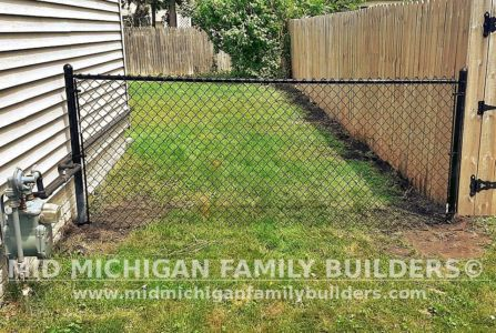 Mid Michiagn Family Builders Fence Project 06 2021 07 01