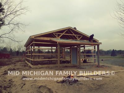 Mid Michigan Family Builders Barn Project 12 2018 05