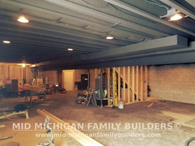 Mid Michigan Family Builders Basement Project 01 2018 01 01