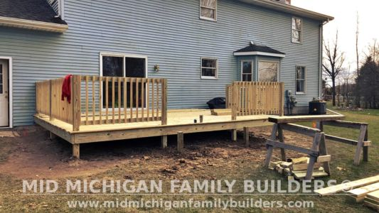 Mid Michigan Family Builders Deck Project 04 2020 01 03