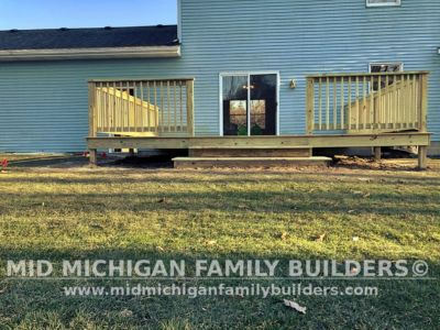 Mid Michigan Family Builders Deck Project 04 2020 01 06