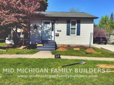 Mid Michigan Family Builders Deck Project 05 2021 02 03