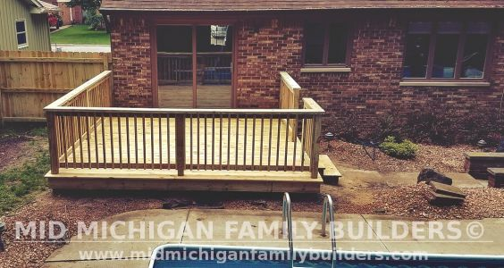Mid Michigan Family Builders Deck Project 06 2019 01 02
