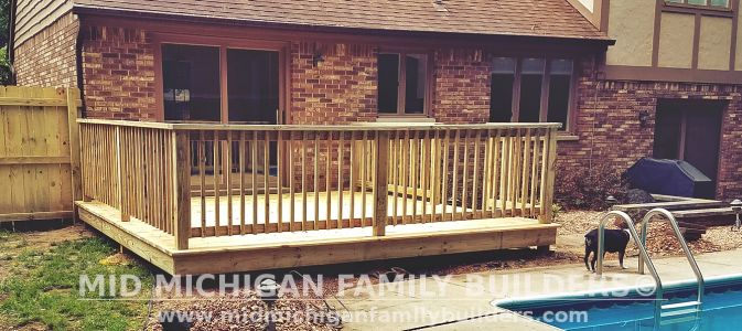 Mid Michigan Family Builders Deck Project 06 2019 01 04