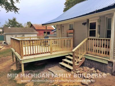 Mid Michigan Family Builders Deck Project 07 2020 01 01