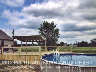 Mid Michigan Family Builders Deck Project 08 2020 02 02