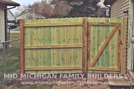 Mid Michigan Family Builders Fence Project 01 2020 01 03