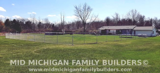 Mid Michigan Family Builders Fence Project 04 2021 04 01