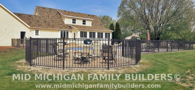 Mid Michigan Family Builders Fence Project 05 2021 04 02