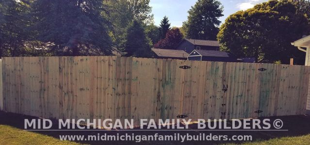 Mid Michigan Family Builders Fence Project 06 2019 01 01