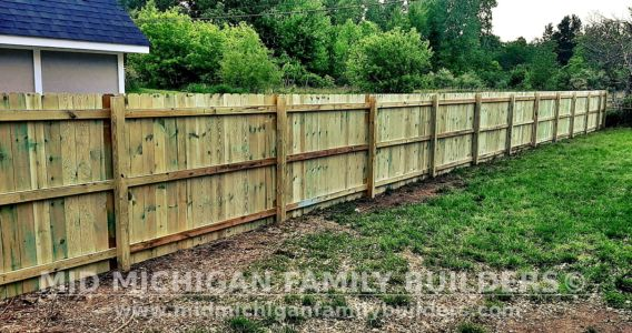 Mid Michigan Family Builders Fence Project 06 2021 02 03