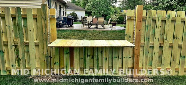 Mid Michigan Family Builders Fence Project 06 2021 03 01