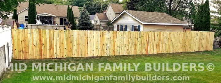 Mid Michigan Family Builders Fence Project 06 2021 05 01