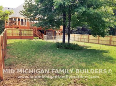 Mid Michigan Family Builders Fence Project 08 2021 02 05