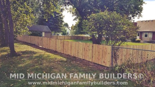 Mid Michigan Family Builders Fence Project 09 2019 01 05