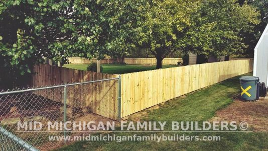 Mid Michigan Family Builders Fence Project 09 2019 01 06