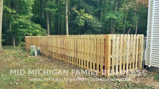 Mid Michigan Family Builders Fence Project 10 2019 01 01