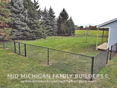 Mid Michigan Family Builders Fence Project 10 2019 02 02
