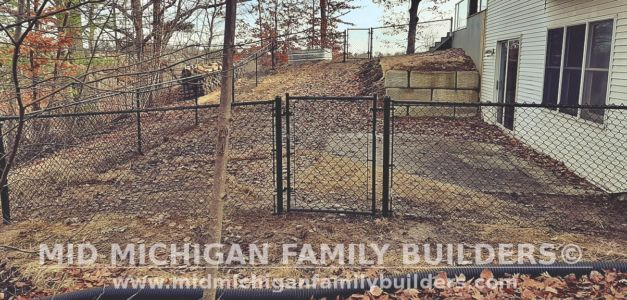 Mid Michigan Family Builders Fence Project 11 2019 01 02
