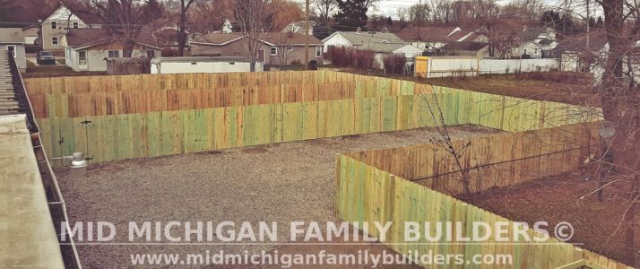 Mid Michigan Family Builders Fence Project 2019 01 01