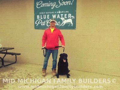 Mid Michigan Family Builders Fence Project 2019 01 04