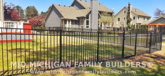 Mid Michigan Family Builders Fence Project 5 2021 01 04
