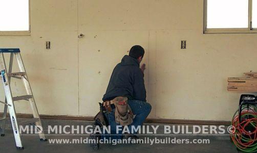 Mid Michigan Family Builders Garage Remodel 05 23 2018 01