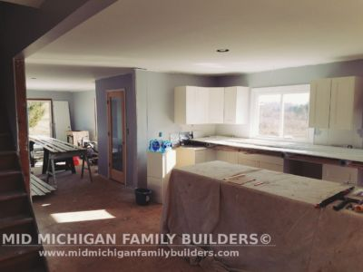 Mid Michigan Family Builders Interior Remodel Project 01 2018 01 11