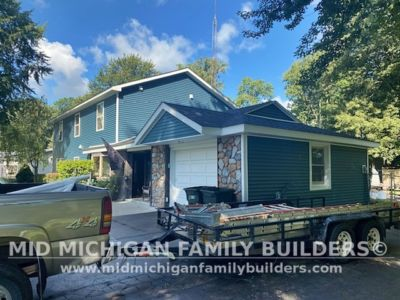 Mid Michigan Family Builders New Roof and Siding Project 09 2021 03 03