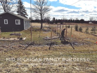 Mid Michigan Family Builders Wooden Fence Project 03 2020 01 01
