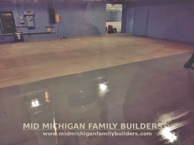 Mid Michigan Famliy Builders Blue Water Pet Care Progress Shots 01 2020 03
